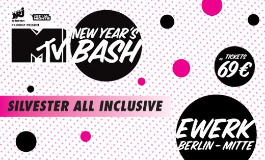 MTV New Year's Bash