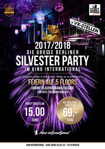Kino International Silvester