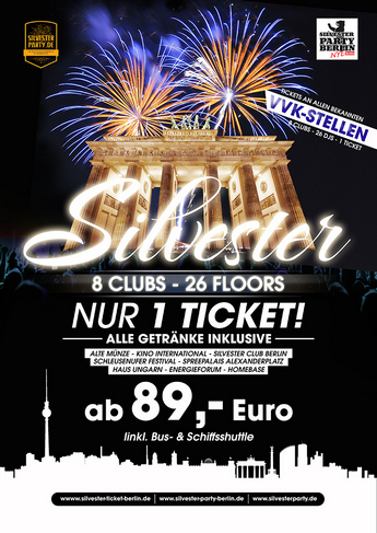 Silvester Ticket