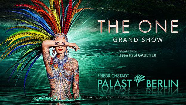 The One Grand Show Im Friedrichstadt Palast Silvester In Berlin