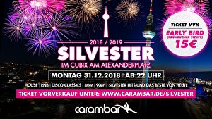 Silvesterparty in der Carambar