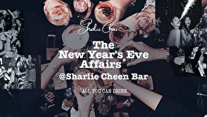 Silvesterparty in der Sharlie Cheen Bar