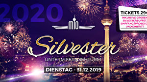 Silvesterparty Berlin 2020