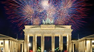 Silvester am Brandenburger Tor (1)